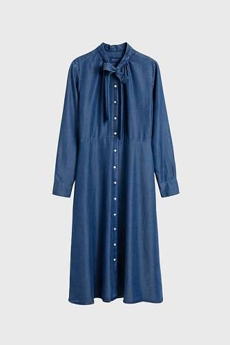 Džínové šaty, Gant, 2999 Kč