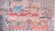 Takhle vypadal Svojšín v 18. století, kdy byl postaven.