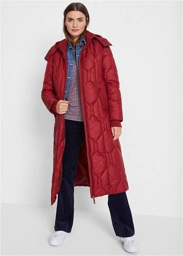 Péřový kabát a džíska, Bonprix
