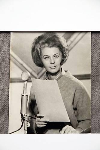 Jedno z posledních vysílání před srpnem 1968, kdy musela opustit média.