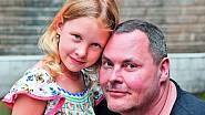 S dcerou Terezkou Annou.