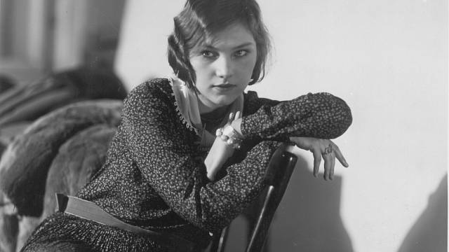 Největší slávu herečka získala po válce.