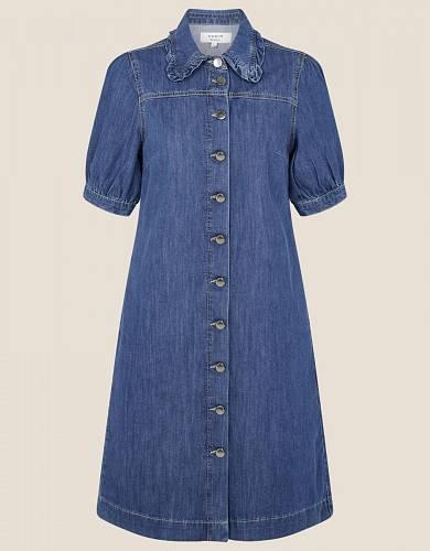 Džínové šaty, Monsoon, 1690 Kč