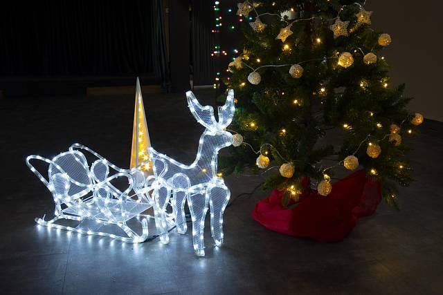 Vánoční světelné dekorace, Retlux