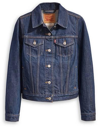Džínová bunda, Levis, info o ceně v obchodě