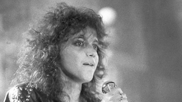 Lucie Bílá a její trvalá z osmdesátých let