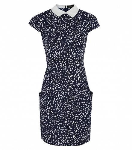 Košilové šaty, Nw Look, 1350 Kč