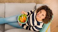 Zeleniny jezte neomezeně, ale přílohy nevynechávejte