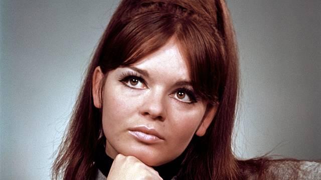 První oficiální Miss Českoslovenka Alžbeta Štrkulová měla krásné velké oči a dolíčky