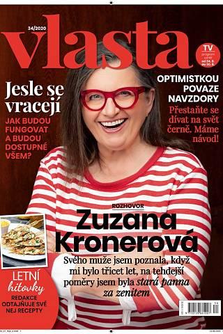 Časopis Vlasta, číslo 34