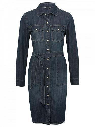 Džínové šaty, M&Co., 1250 Kč
