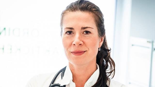 Praktická lékařka Lenka Štádlerová