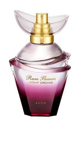Rare Flowers Night Orchid Avon, 649 Kč