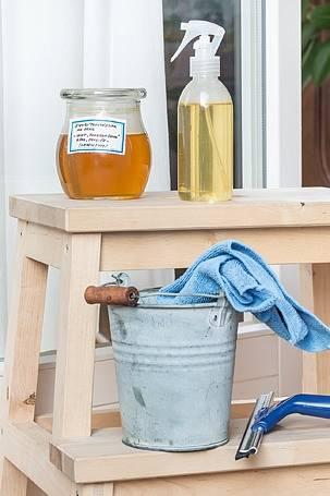 Váš vlastní čistič může vonět po pomerančích a skořici.