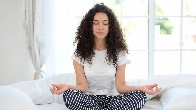 Meditace jako relaxační technika