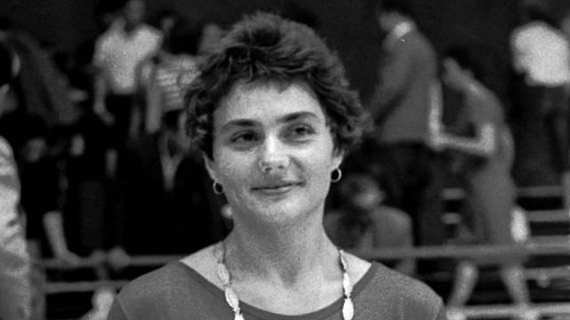 Sportovní gymnastka a držitelka zlaté medaile z olympijských her v Římě z roku 1960.