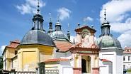 Klokoty patří k nejkrásnějším poutním místům v jižních Čechách a v celé republice vůbec.