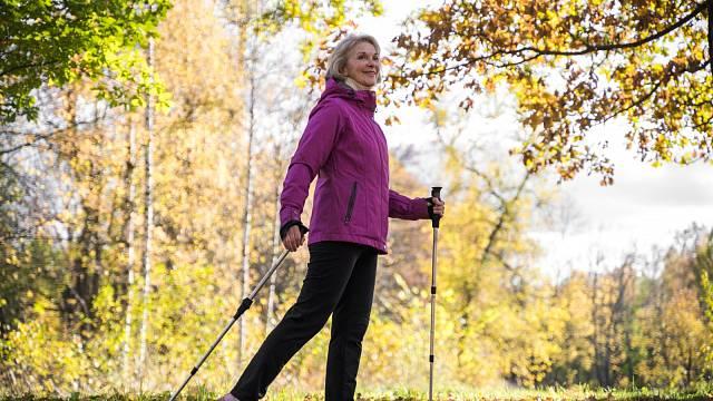 Pohyb zrychlí metabolismus, protože vám v těle ubude tuk