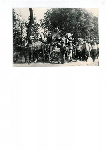 Stěhování z Kriwitz 14.5.1945