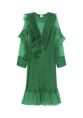 Šaty, H&M, info o ceně v obchodě