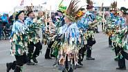 """Součástí oslav 1.máje je v Anglii tanec """"morric dance"""", který pochází už od starých Keltů."""