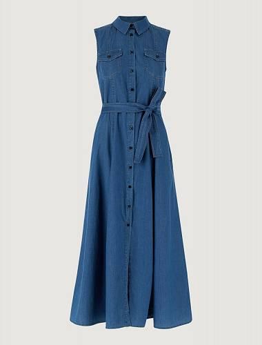 Džínové šaty, Marella, 4340 Kč
