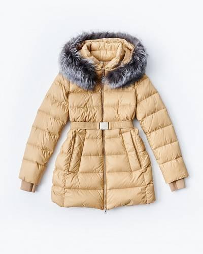 Péřová bunda, Kara, info o ceně v obchodě