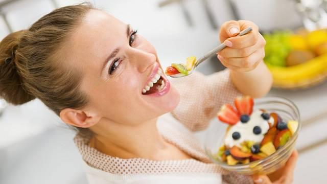 Ovoce a zelenina musí být pravidelnou součástí jídelníčku. Jinak nezhubnete