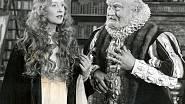V roce 1951 si Nataša Gollová zahrála v komedii Císařův pekař a pekařův císař spolu s Janem Werichem.