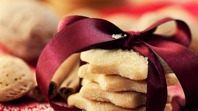 Baví vás pečení? Darujte tradiční cukroví