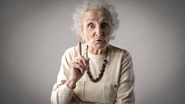 Současné babičky jsou kupodivu často přísnější než maminky