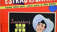 Program Limonádníka pro Divadlo estrády a satiry namaloval Jebenof.