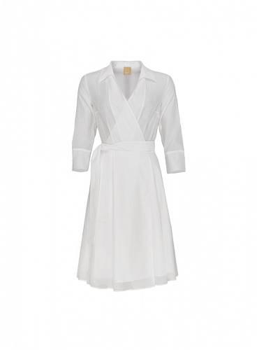 Hedvábné šaty, 6490 Kč