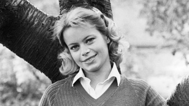 Miroslava Šafránková svou starší sestru Libuši milovala.