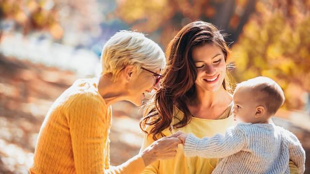 Nezdá se vám jméno vašeho budoucího vnoučete? Nakonec to bude úplně jedno