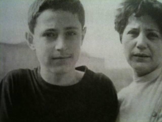 se synem Jaroslavem