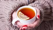 Šípkový čaj obsahuje vitamín C