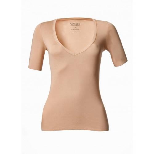 Neviditelné dámské tričko, 638 Kč