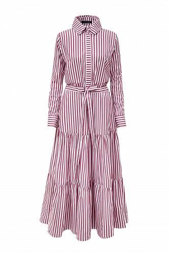 Košilové šaty, Zdeňka Imreczeová, info o ceně v butiku