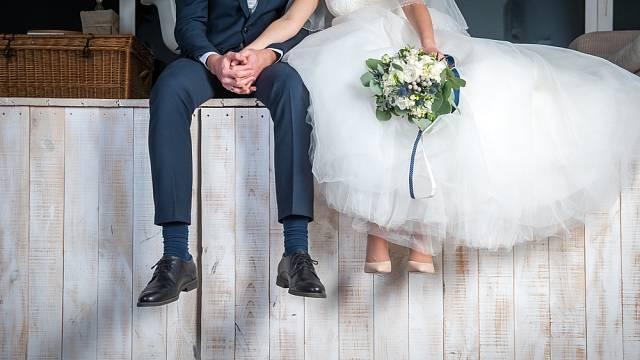 Počet svateb po dlouhé době lehce roste