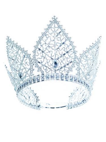Korunka pro Českou Miss 2015.