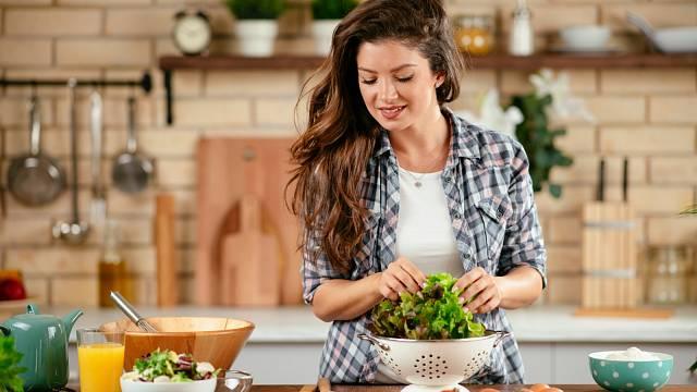 Zelenina, jediná potravina, které se můžete přejíst kdykoli