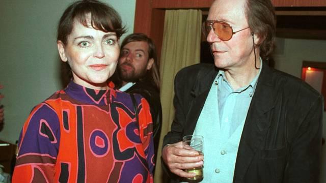 Eva Jakoubková s osudovým mužem Petrem Novákem