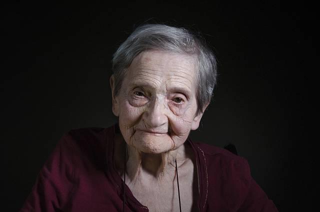 Erna Meissnerová v roce 2014