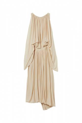 Maxi šaty, H&M, info o ceně v obchodě