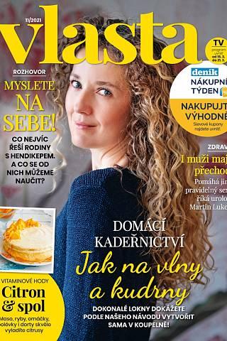 Časopis Vlasta (číslo 11)