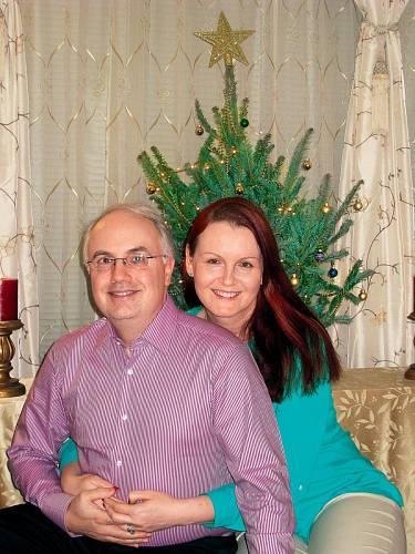 S americkým manželem Davidem jsou spolu 10 let.