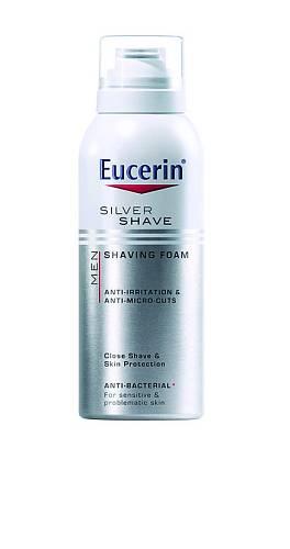 5 Pěna na holení s dermatologickým a klinickým testem, Eucerin, 179 Kč
