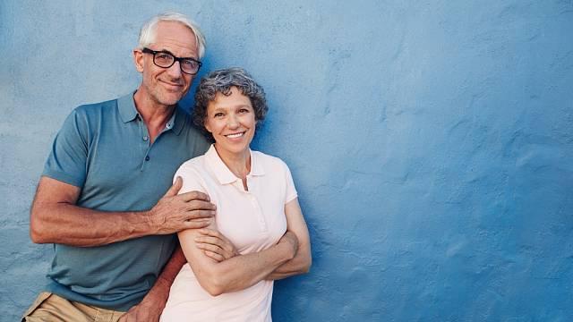 Co trápí stárnoucí muže? Povídejte si o tom