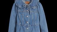 Džínová košile, Levis, info o ceně v obchodě